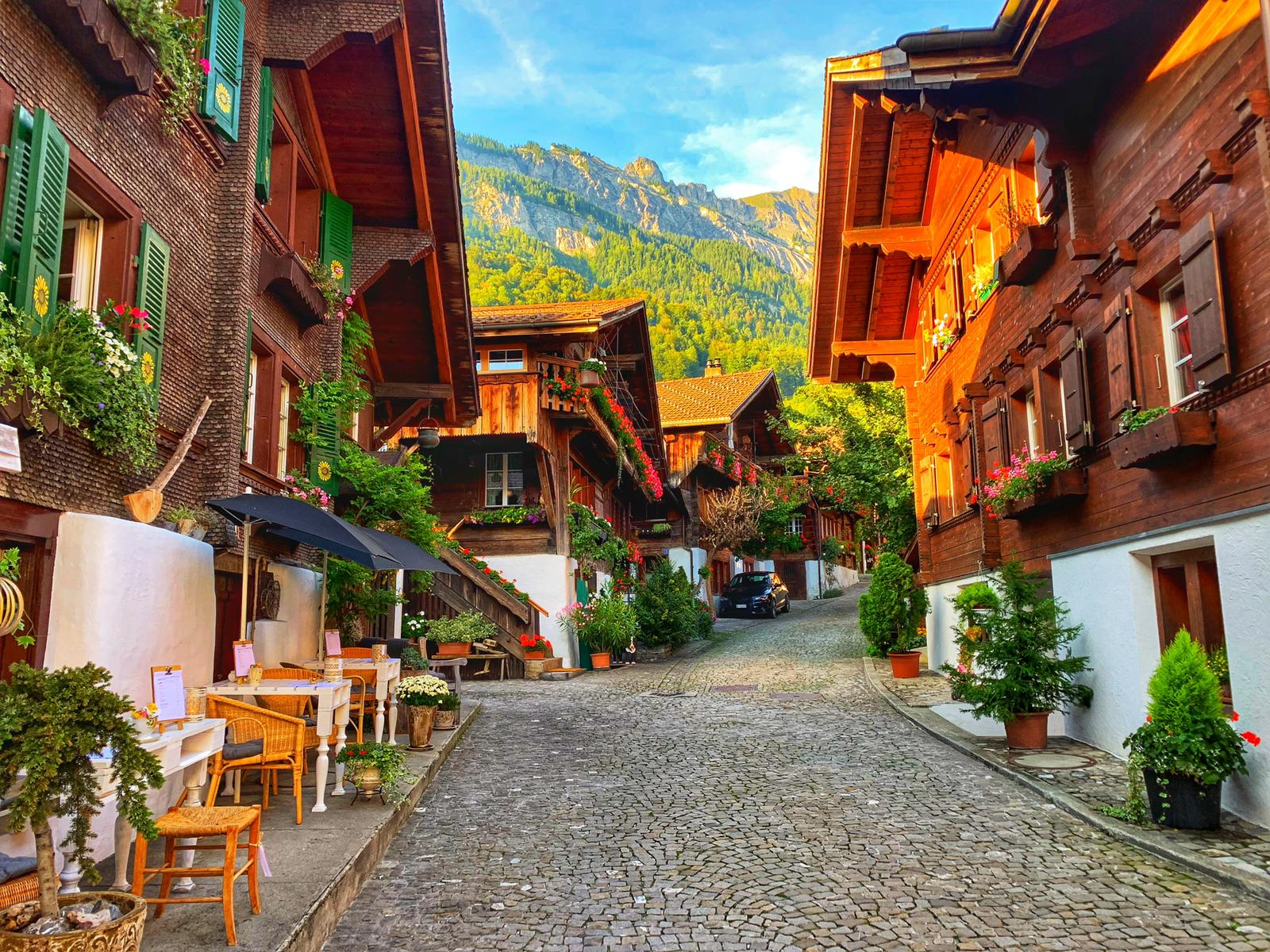 What to see in Brienz - Switzerland