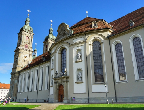 Top best things to see in St. Gallen, Switzerland