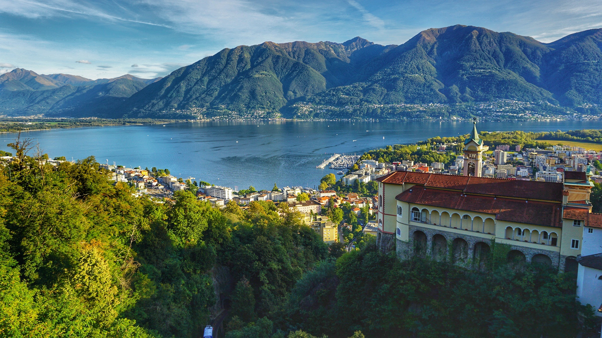 Top-Rated Attractions in the Italian part of Switzerland