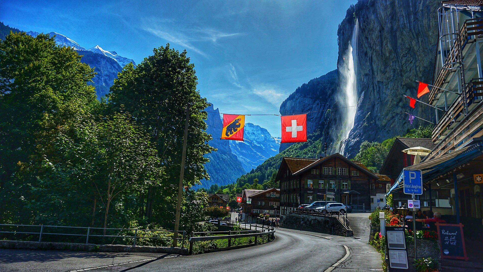 Top Places you cannot miss in Switzerland