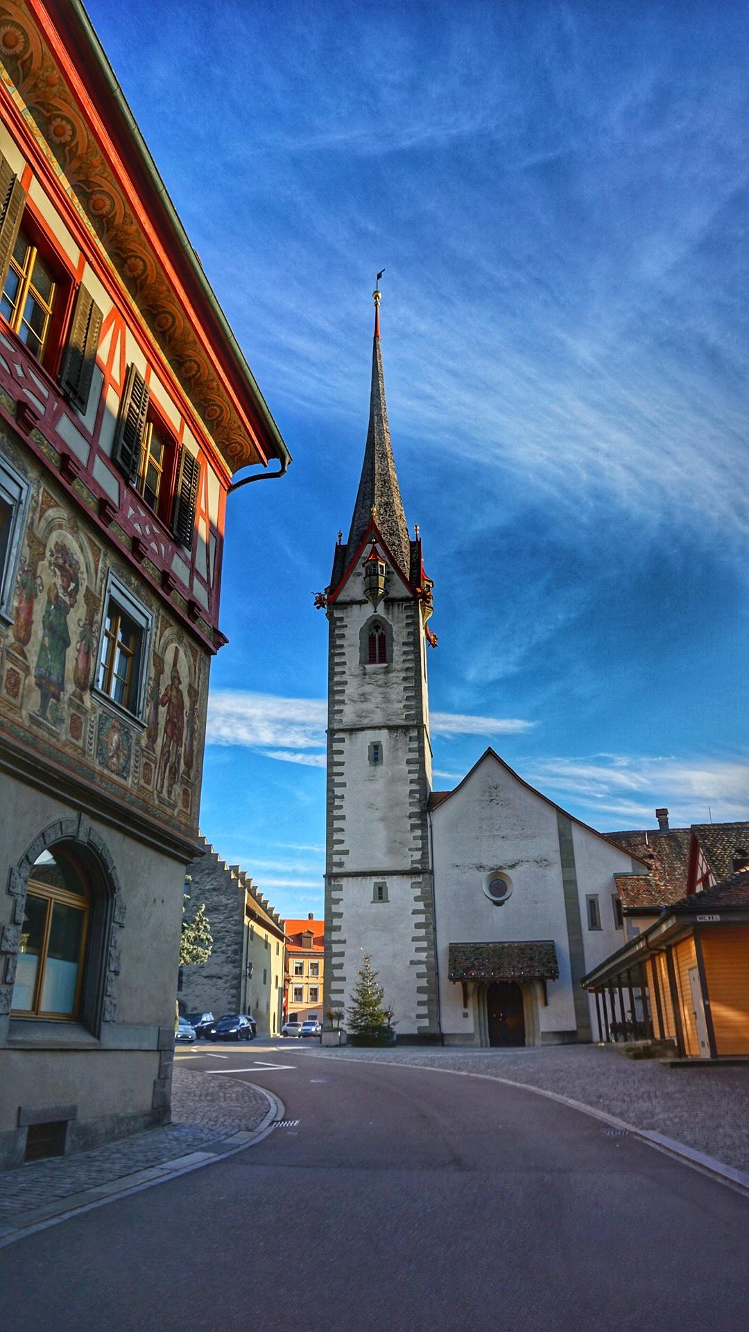 Most beautiful town in Switzerland