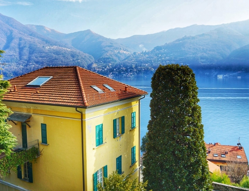 Carate Urio, Lake Como