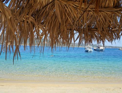 Tourkolimnionas Beach, Halkidki