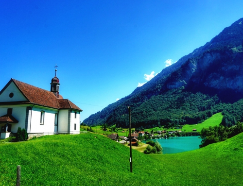 Lake Lungern – Switzerland