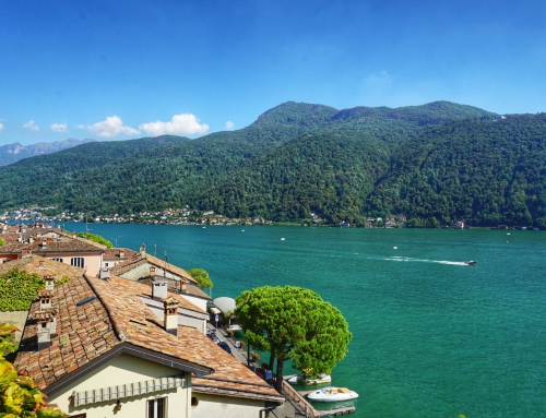 Day trip to Lake Lugano – Switzerland