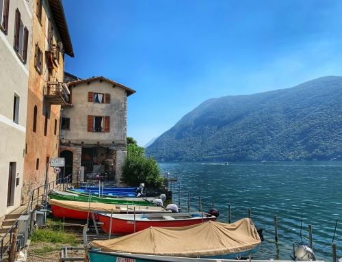 Gandria – Lake Lugano